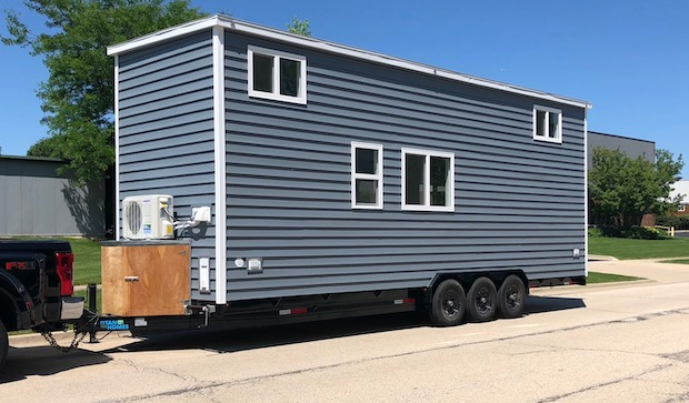 experiential marketing tiny home for sale or lease