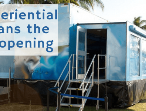 Reopening Plans for Experiential Marketing
