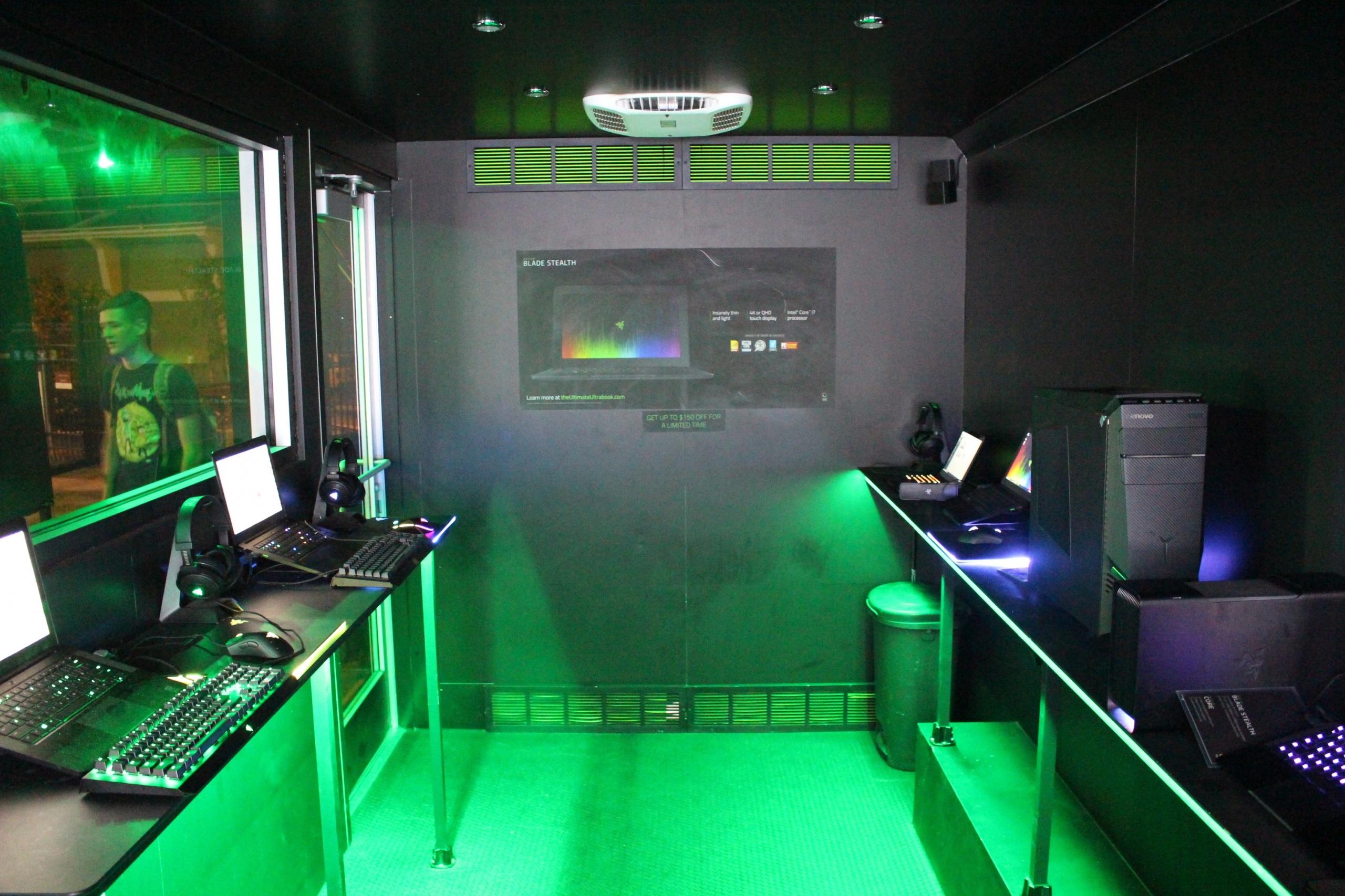 CGS Premier EXT trailer interior 2