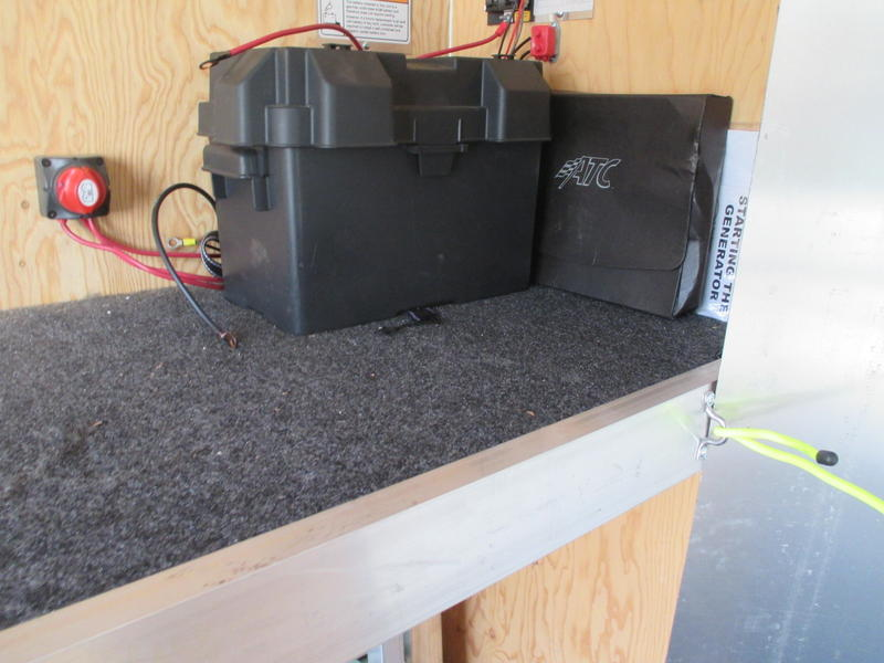 used Bizbox Model X house battery
