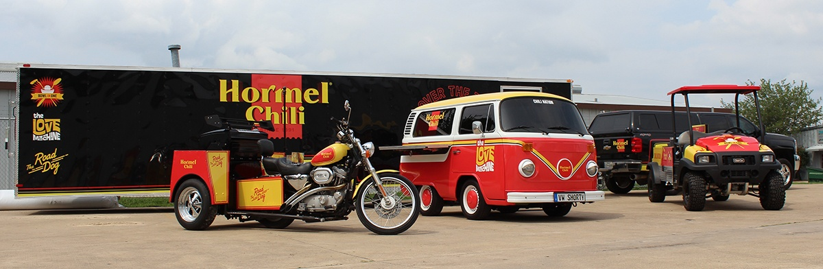 VW shorty bus event vehicle for sale