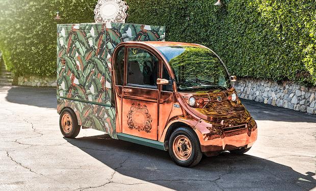 Electric Golf Cart (Gem Car) for sale