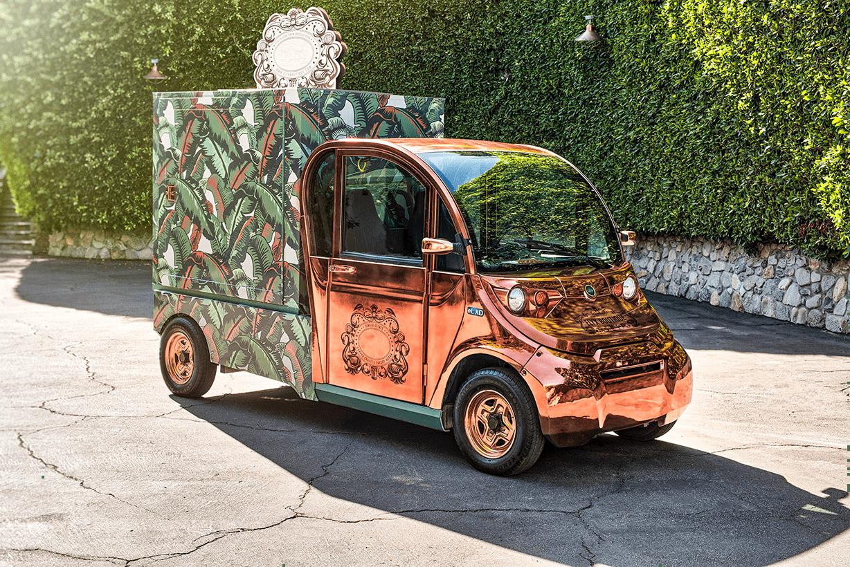 Electric Golf Cart (Gem Car)