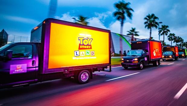 Digital Truck fleets rent