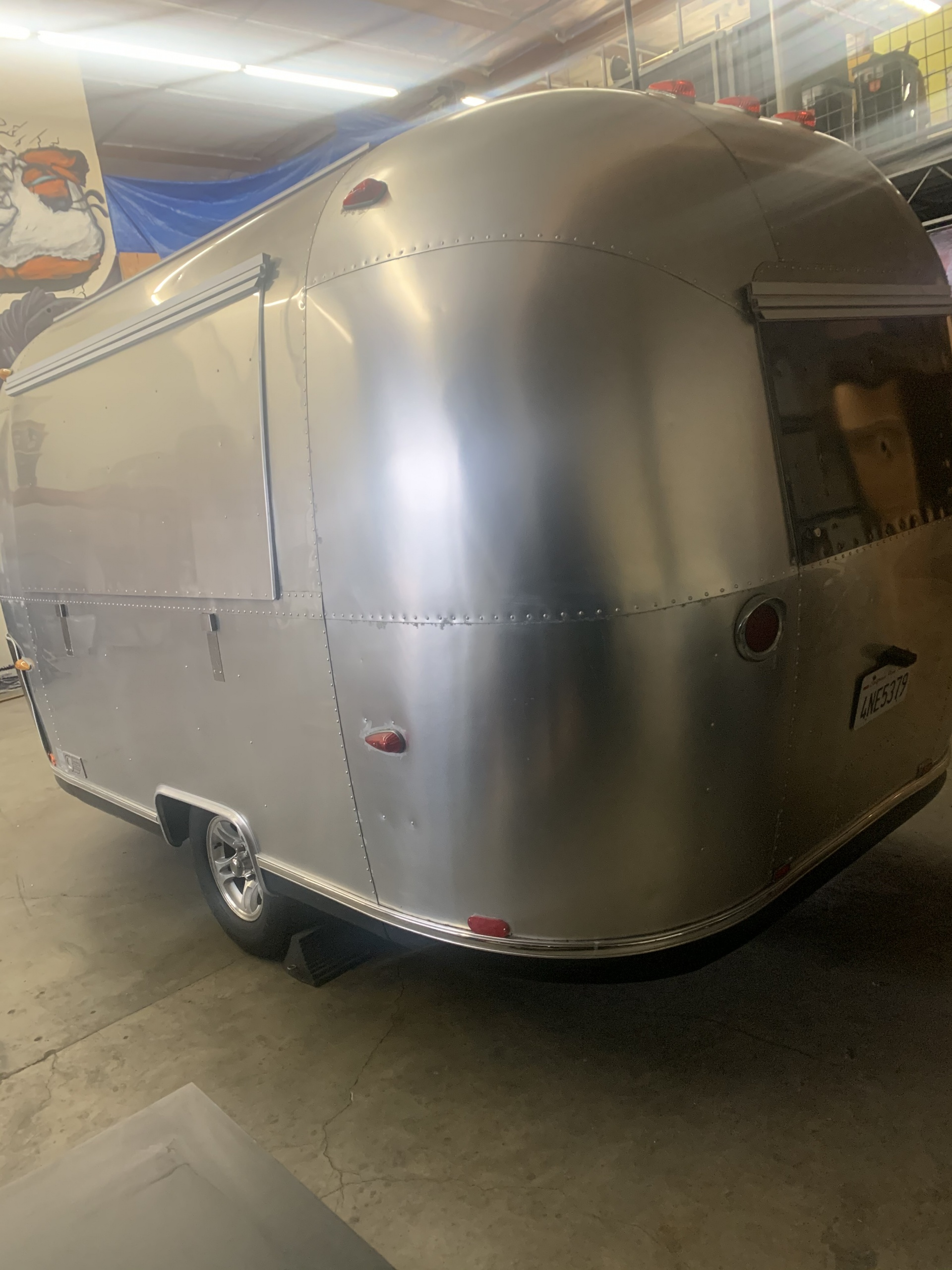 airstream bar bambi trailer