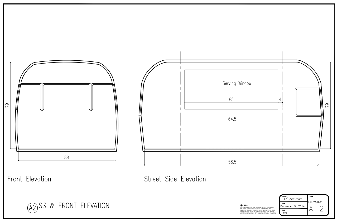 airstream concession dimensions 2
