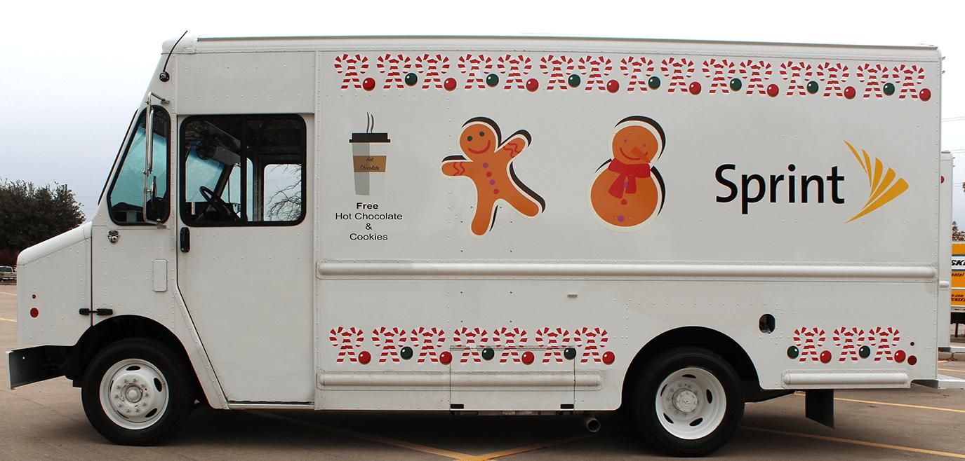 vending step van