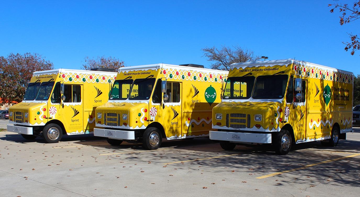 vending truck fleets
